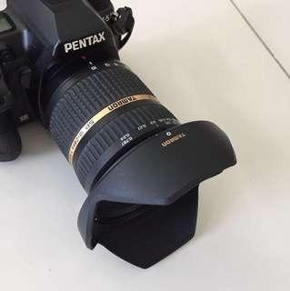 Tamron SP 10-24 f3.5-4.5 Pentax mount