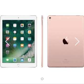 iPad Pro 9.7 128 Rose Gold Cellular + WIFI