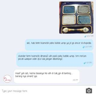 Not Recommended Seller