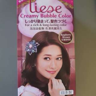 Liese Creamy Bubble Colour