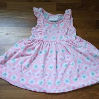 PL Mango cotton dress 1t