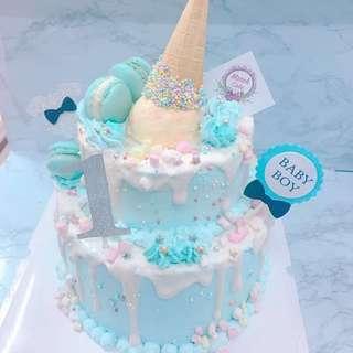 百日宴 結婚蛋糕 生日蛋糕 蛋糕專門店
