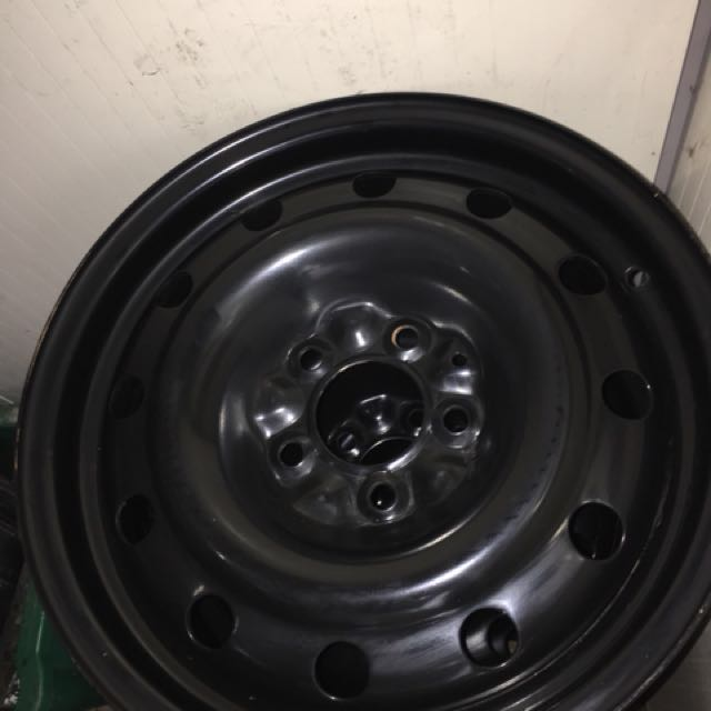 """16"""" Steel Rims from Canadian Tire Set of 4"""