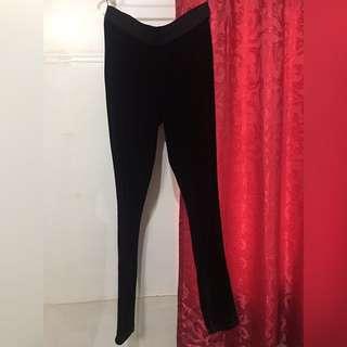 Mango Suit Velvet pants