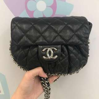 Chanel 小牛皮 斜咩袋