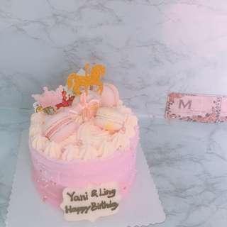 生日蛋糕 百日宴派對 結婚蛋糕