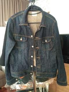 Jaket jeans pbi