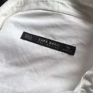 Zara Basic size XS fit to S dan M