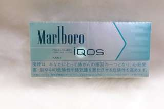 Iqos HeatSticks - Mint Flavor