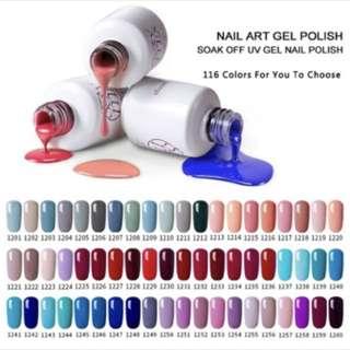 Gelish UV Nail Polish