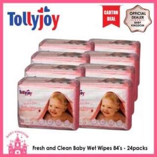 Tollyjoy Wipes
