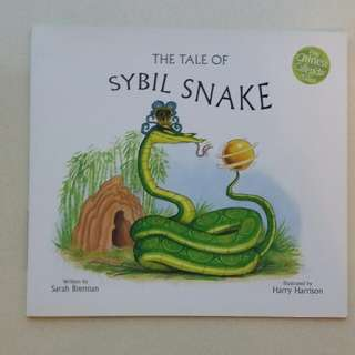 The  tale of Sybil Snake