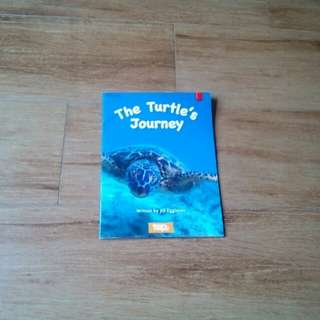 The Turtle's Journey book