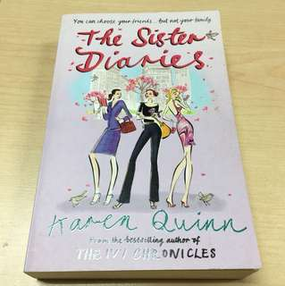 The Sister Diaries by Karen Quinn