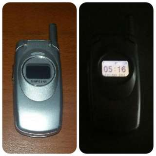 2003 Samsung SGH S307 Clam Shell Flip Phone