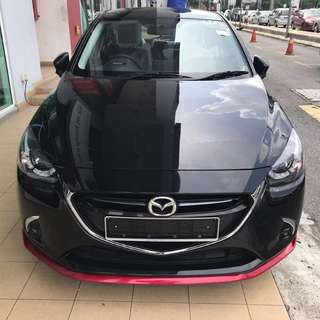 New Mazda 2 Non GVC LED