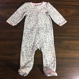 Carters Heart Printed Body Suit