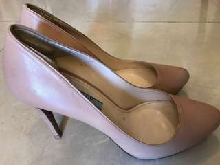 Prada Nude Pumps (Guaranteed Authentic)