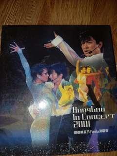 劉德華 2001演唱會cd