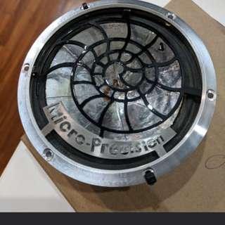 Micro precision z studio 3 way active speakers