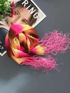 Bn ombré scarf/shawl