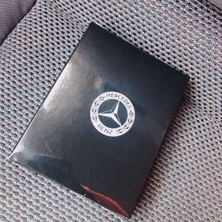 Mercedes Benz classic collection- magnet set