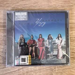 Fifth Harmony 7/27 Album