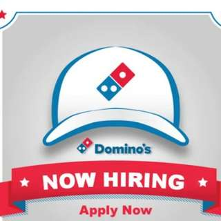 Part time / Full Time Pizzamaker & Rider URGENTLY Needed $$$