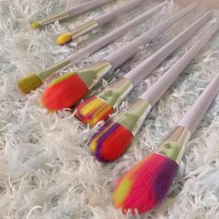 (7pcs) Absolutely Soft Cosmetic Brush