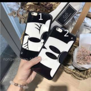 iPhone Cover 7 plus couple set