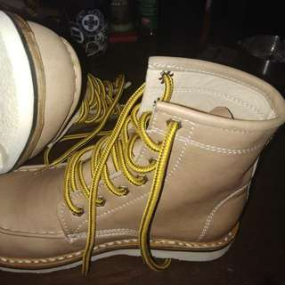 boots custom make by order
