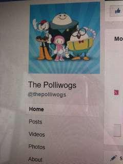Polliwogs play pass