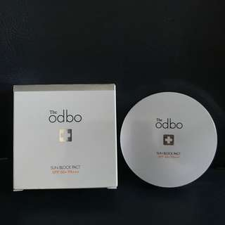 The Odbo Sun Block Pact