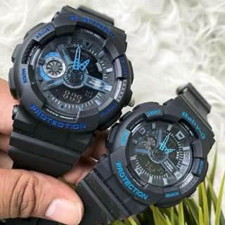 G SHOCK COUPLE LIMITED EDITION
