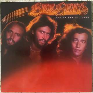 Bee Gees: Spirits Having Flown LP