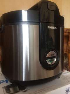 Philips rice cooker 2liter