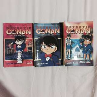 Comic conan FULL COLOR