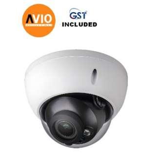 Dahua AVIO HDBW2401R-Z 4 MP Megapixel HD-CVI IR CCTV Camera