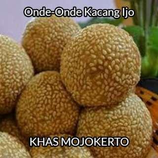 Onde-onde Asli Mojokerto Rasa Kacang Ijo Isi 10