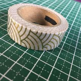 Washi Roll (foiled) 1
