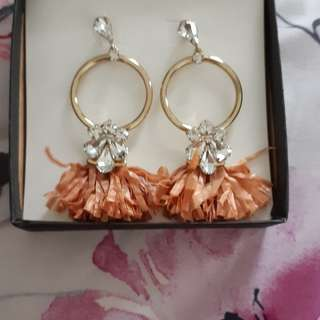 BN with Tags BR Statement Earrings