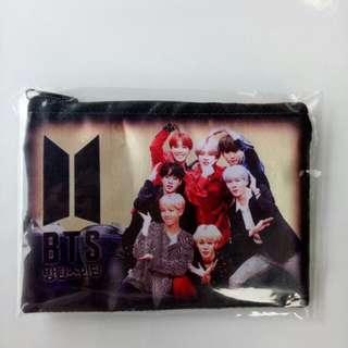 BTS & BLACKPINK COIN PURSE