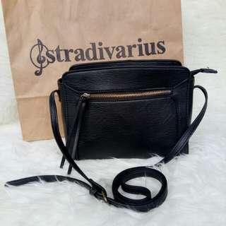 Stradivarius micro satchel sling bag