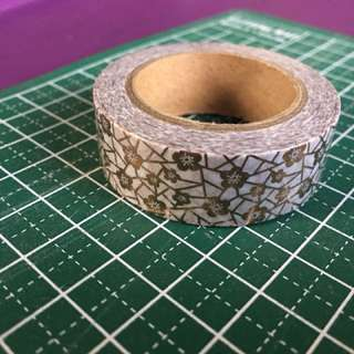 Washi Roll (foiled) 3
