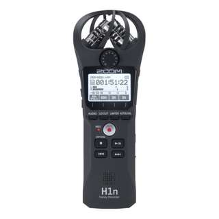 Zoom H1n Digital Handy Portable digital Voice Recorder For DSLR and Mirrorless Camera