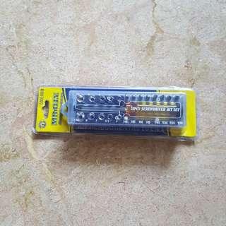 Mr DIY.. 28pcs screwdriver bit set