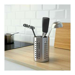 Ikea ordning stainless stell