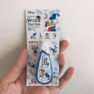 日本迪士尼唐老鴨deco rush貼紙