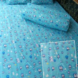 sprei little doraemon