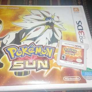 Pokemon sun / orig av cable 4 ps2/ps3